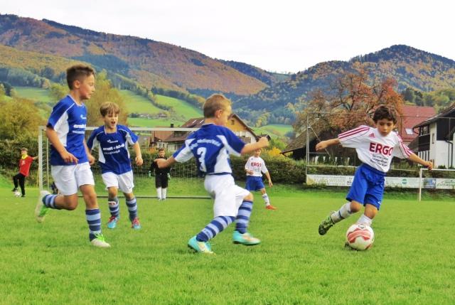 Sport und Natur bieten in Glottertal eine reizvolle Einheit.